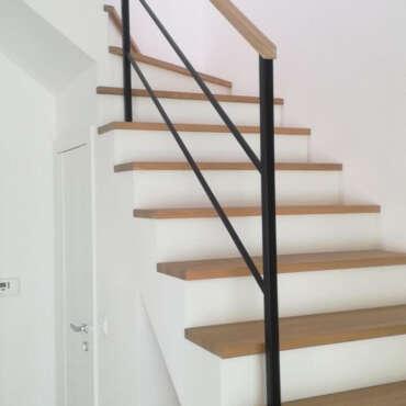 barierka na schody wewnętrzne