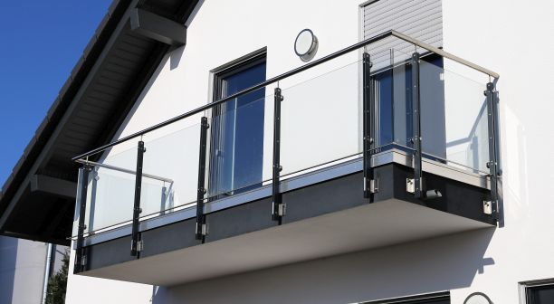BalustradaBalkonowaSzklana